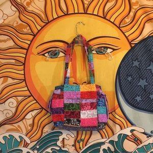 Handbags - Colorful everywhere bag.12/16